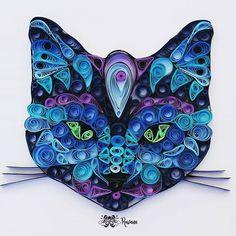 Quilled Cat