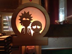Image result for rick and morty pumpkin