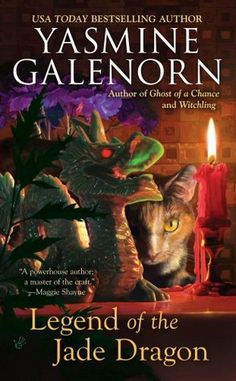 Legend of the Jade Dragon (A Chintz 'n China Mystery by Yasmine Galenorn Mystery Series, Mystery Books, Yasmine Galenorn, Harry Potter, Electronic Books, Jade Dragon, Cozy Mysteries, Book Images, Book Nooks