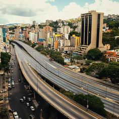 Autopista -Francisco Fajardo Carcas Venezuela
