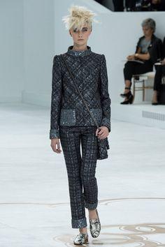 haute couture, women, 2015   Chanel haute couture осень-зима 2014-2015 фото №6