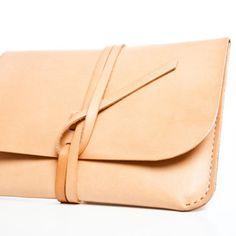 cute leather clutch