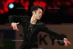 Daisuke Takahashi (JPN), .March 17, 2013 - Figure Skating : .ISU World Figure Skating Championships 2013 Exhibition .at Budweiser Gardens, London, Canada. .(Photo by Daiju Kitamura/AFLO SPORT)