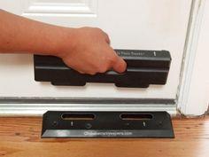 Amazon.com: Door Reinforcement |Door Brace | Stops Home Invasions & Burglaries | Stop Door Kick ins | The OnGARD Door Brace Withstands up to...
