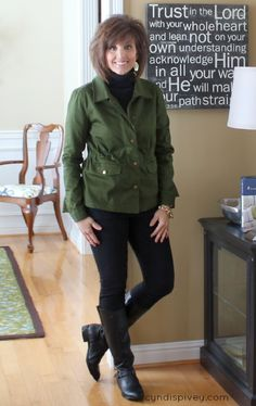 Fashion Over 40-Winter Fashion