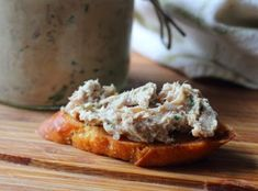 Duck rillettes is one of the most amazing culinary magic tricks of all time. Even though most of the spread is made up of fairly lean duck...