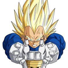Vegeta super sayajin doing Final Flash Super Vegeta, Vegeta M, Dragon Ball Z, Evil Goku, Akira, Anime Comics, Anime Love, Manga Anime, Sketches