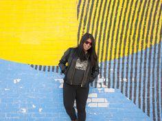 #StudioDIYWallCrawl Collab: NYC Street Art — amychendesign.com