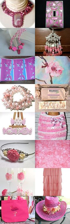 Cotton Candy by artmezzanine on Etsy--Pinned with TreasuryPin.com  #summerfinds