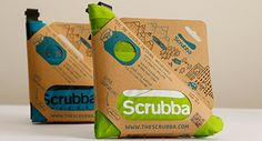 Portable Washer Reusable Scrubba Wash Bag.... just add water and detergent to the contraption, which holds up to two days worth of laundry. Clothes get clean when users shake and rub them against the interior washboard for a minute or so, followed by a clean-water rinse.  www.thescubba.com