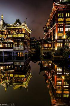 Shanghai, China -Viktor Lakics on 500px