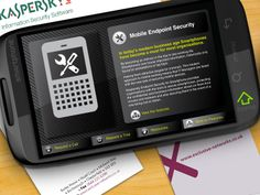We designed a microsite for Exclusive Networks to showcase Kasperskey Mobile Security software features - helping to protect your mobile from virus threats. We deigned a site that demonstrated the features of the product within a smartphone to make it appear like an actual mobile application.