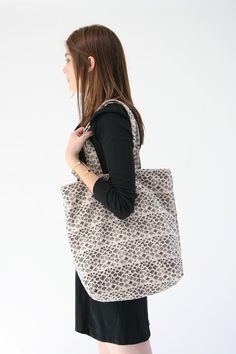 Lina Rennell  Shannon South Vegan Tote