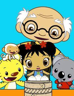 Nick Jr Cartoons: Ni Hao, Kai-Lan 3