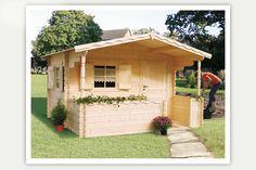 Záhradné chatky, drevodomy, sauny, infrakabíny, schodiská, dvere, eurookná - BPP
