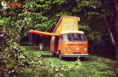 Auvent VW Combi Camper - BeCombi