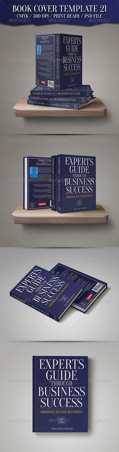 Book Cover Template 21