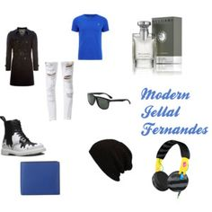 Modern Jellal Fernandes