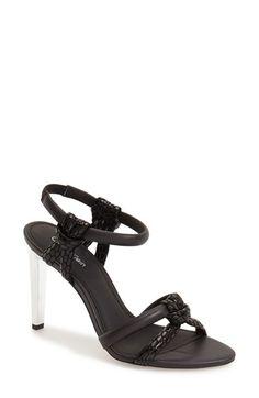 CALVIN KLEIN 'Naya' Sandal (Women). #calvinklein #shoes #sandals