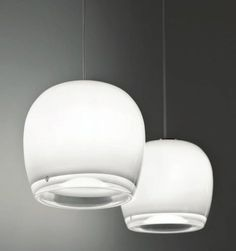 Find out all of the information about the Vistosi product: pendant lamp / contemporary / glass / dimmable IMPLODE by Gregorio Spini. Cool Lighting, Modern Lighting, Lighting Design, Light In, Lamp Light, Luz Natural, Pendant Lamp, Pendant Lighting, Chandeliers