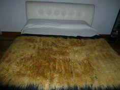 Tibet lamb fur cover - www.dellera.com