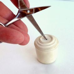 Mich L. in L.A.: DIY Ring Holder, Upcycled From A Drawer Knob