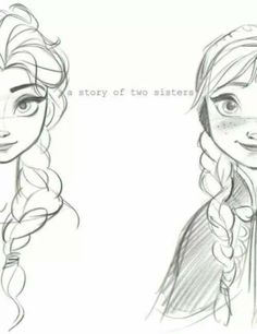 A story of two sisters