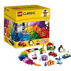 Sale Preis: Lego 10695 - Classic Bausteine-Box. Gutscheine & Coole Geschenke für Frauen, Männer & Freunde. Kaufen auf http://coolegeschenkideen.de/lego-10695-classic-bausteine-box  #Geschenke #Weihnachtsgeschenke #Geschenkideen #Geburtstagsgeschenk #Amazon