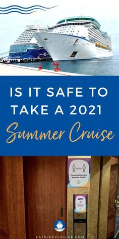 Is It Safe to Cruise Now? We review all of the current health protocols from three cruises this summer to help you determine if it is safe to cruise right now.