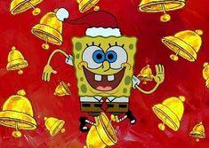 Spongebob Christmas Spongebob Dancing, Nickelodeon Spongebob, Spongebob Memes, Spongebob Squarepants, Spongebob Christmas, Christmas Cartoons, Christmas Profile Pictures, Christmas Wallpaper Hd, Pineapple Under The Sea