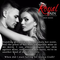 Enticing Journey Book Promotions: #NewRelease #Giveaway #OnSale - The Royal Pain: A Billionaire Prince Romance by Erin Hayes