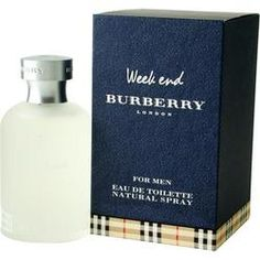 Weekend by Burberry is the right call for the style-conscious man who wants a scent just as distinctive as he is. This casual and unique fragrance, introduced in 1997 by Burberry, thoughtfully blends iris, musk, rose, cedarwood, and tangerine for a remarkable combination unlike anything else you'll find. Its complexity makes Weekend perfect for the active and style-conscious contemporary man on the move.