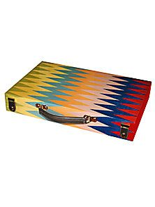 Colorful Backgammon Set                    Play backgammon ► on.fb.me/1869cF3