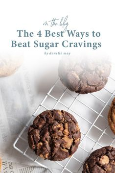 With nearly 97% of women experiencing regular sugar cravings,  it's a big issue that can stand in your way of reaching your health goals. The good news? With these four hacks, you can finally make sugar cravings a thing of the past. Low Sugar Recipes, No Sugar Foods, Snack Recipes, Sugar Cravings, Food Cravings, Danette May, How To Stop Cravings, Sugar Free Diet, Eat Lunch