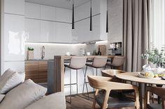 Дизайн загородного дома в теплых тонах 👌🏼☕️ от студии @ard.design #interiors #interiordesign #interior #designer #дизайн #дизайнпроект #дизайнинтерьера