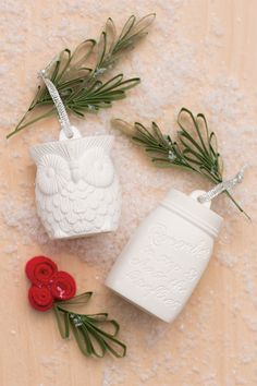 Christmas is coming. These Scentsy tree decorations will be a perfect addition to your tree.