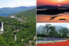 Japão seleciona 8 parques nacionais modelo para atrair mais turistas do exterior Parques nacionais em Mie, Hokkaido e Okinawa foram alguns dos selecionados para atrair mais turistas estrangeiros ao Japão.