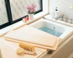 【ポイント5倍♪安心国産品♪】木製の風呂ふた(国産ひのき・縦70×横20センチ)