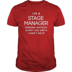 ARE YOU A STAGE MANAGER T Shirts, Hoodies. Check Price ==► https://www.sunfrog.com/Jobs/ARE-YOU-A-STAGE-MANAGER-Red-Guys.html?41382