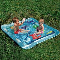 Baby Wading Pool Kiddie Squirt Pool ** Visit the image link more details. Note:It is affiliate link to Amazon.