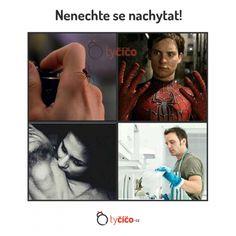 Nenechte se nachytat | Loupak.cz