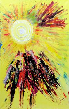 First Sun by Rojo Chispas