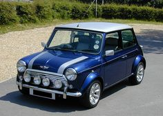 Looks just like my Mini, except 40 years older.