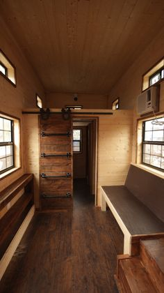 Nomadic Tiny House | Tiny House Swoon                                                                                                                                                      More