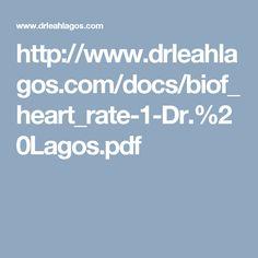 Heartrate Variability Biofeedback