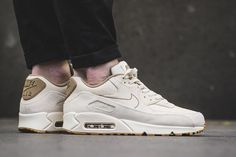 Nike Air Max 90 Premium 'Phantom/Khaki' - EU Kicks: Sneaker Magazine