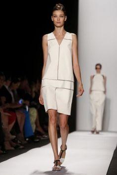 Carolina Herrera Spring Summer Ready To Wear 2014 New York