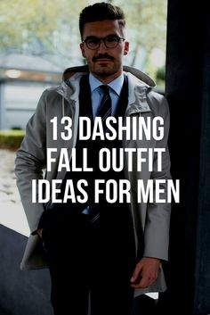 Fall outfit ideas for men. Look sharp this fall. #mensfashion #menswear #fashion #style