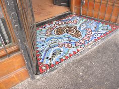 Long Street, Cape Town- leave me there so I can wander and drink in the atmosphere and be recharged. Step Bench, Outdoor Steps, African Beauty, 30 Years, Cape Town, Benches, Mosaics, Wander, Bohemian Rug