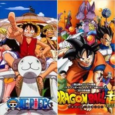Watch One Piece Episode 773 and Dragon Ball Super Episode 75